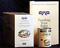 Feeding Your Baby gift pack